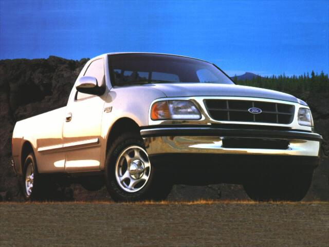 1997 Ford F-150  3 Door Extended Cab Pickup Slide
