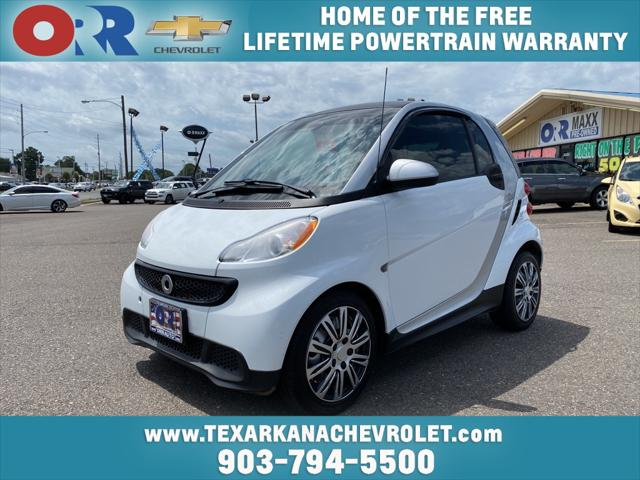 2014 smart Fortwo Passion [19]