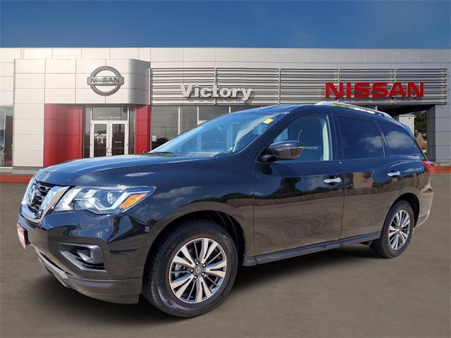 2019 Nissan Pathfinder SV [10]