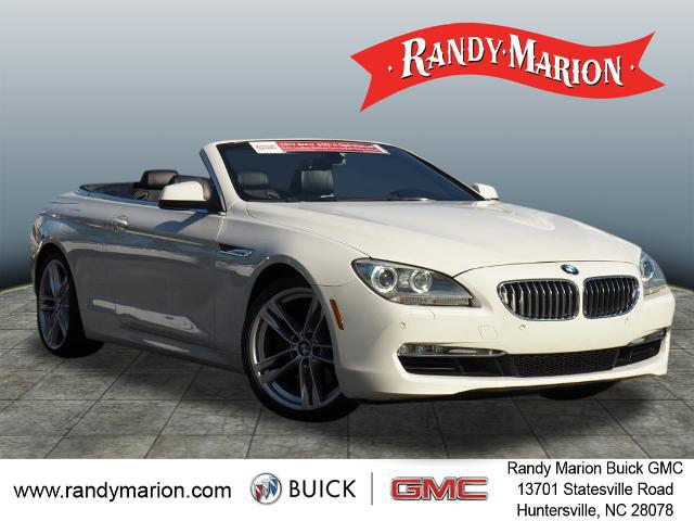 2012 BMW 6 Series 650i for sale in Huntersville, NC
