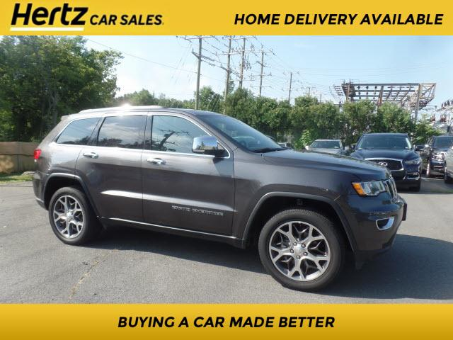 2019 Jeep Grand Cherokee Limited for sale in Leesburg, VA