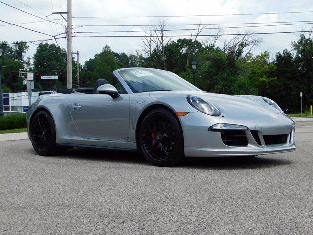 2016 Porsche 911 Carrera GTS for sale in Fort Washington, PA