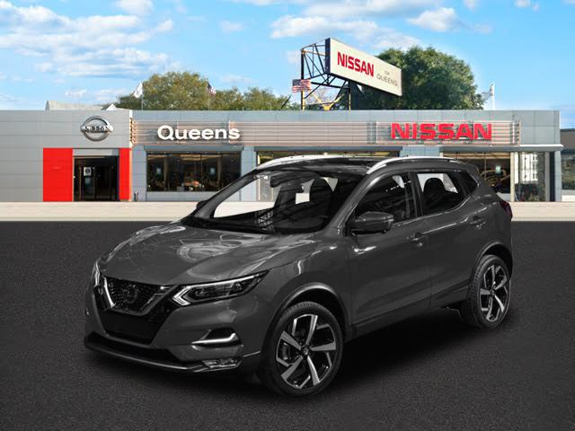 2020 Nissan Rogue Sport S [9]