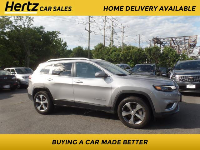 2019 Jeep Cherokee Limited for sale in Leesburg, VA