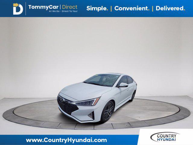 2020 Hyundai Elantra Sport for sale in Northampton, MA