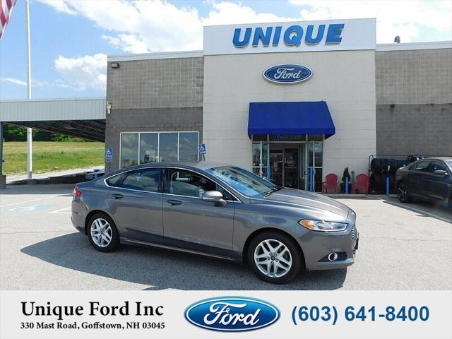 2014 Ford Fusion SE for sale in Chicopee, MA