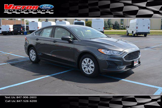 2020 Ford Fusion S for sale in Wauconda, IL