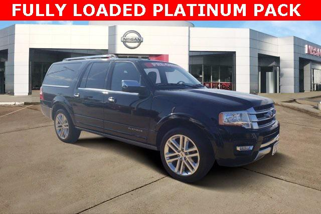 2017 Ford Expedition El Platinum [12]