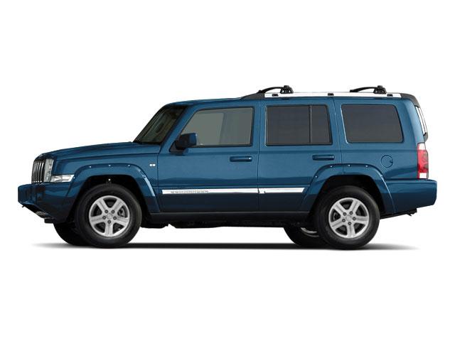 2010 Jeep Commander Sport [12]
