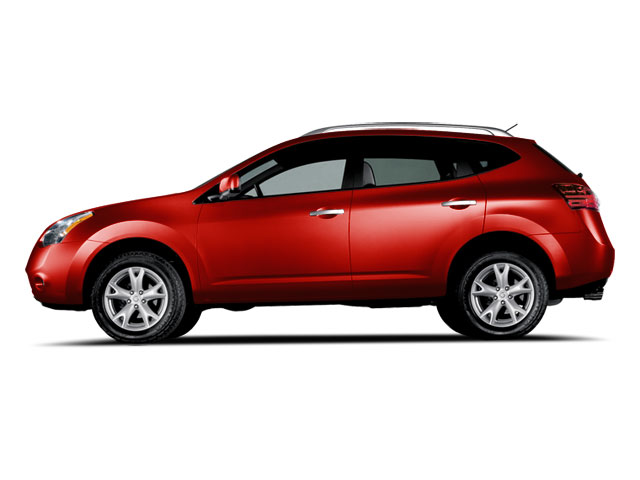 Pre Owned 2010 Nissan Rogue S Sport Utility