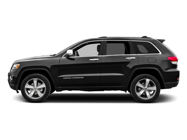 2015 Jeep Grand Cherokee OVERLAND Sport Utility Durham NC