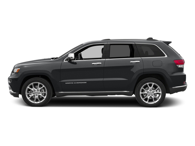 2015 Jeep Grand Cherokee SUMMIT Sport Utility Cary NC