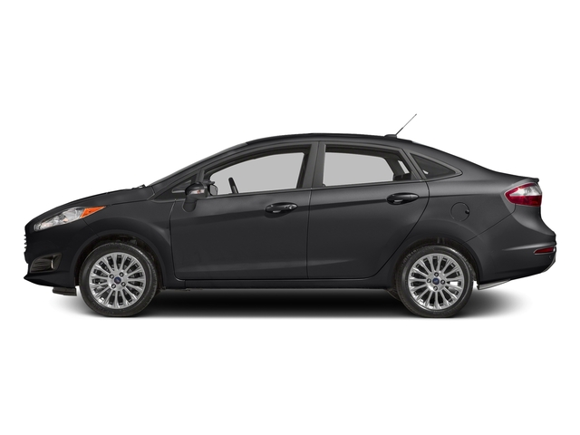 2017 Ford Fiesta TITANIUM 4dr Car Raleigh NC