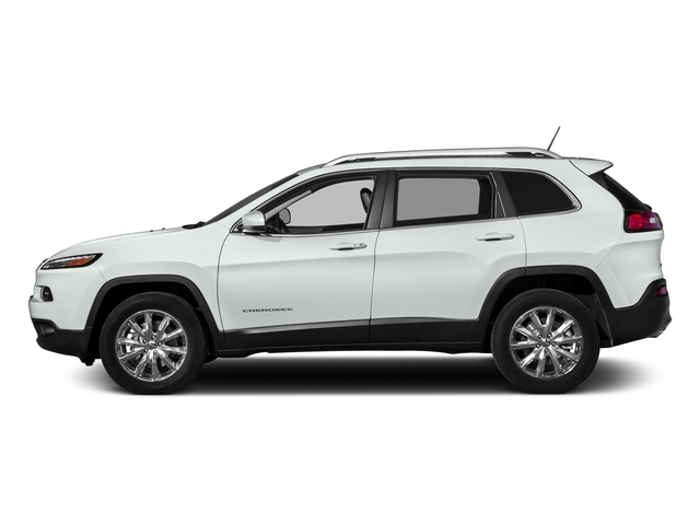 2017 Jeep Cherokee LIMITED 4D Sport Utility Durham NC