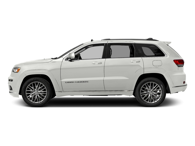 2017 Jeep Grand Cherokee SUMMIT 4D Sport Utility Cary NC