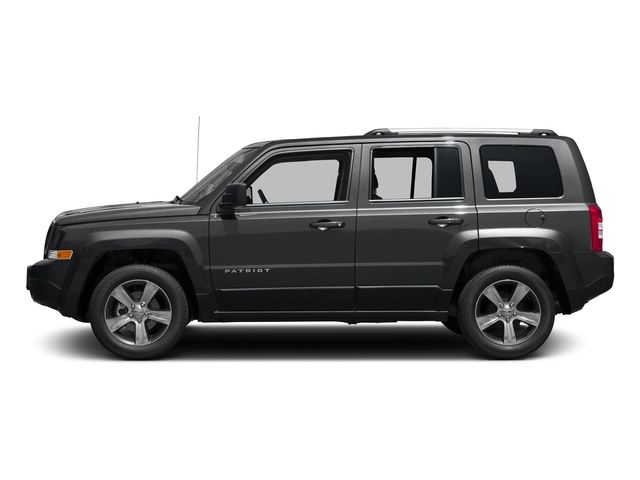 2017 Jeep Patriot LATITUDE Sport Utility Raleigh NC