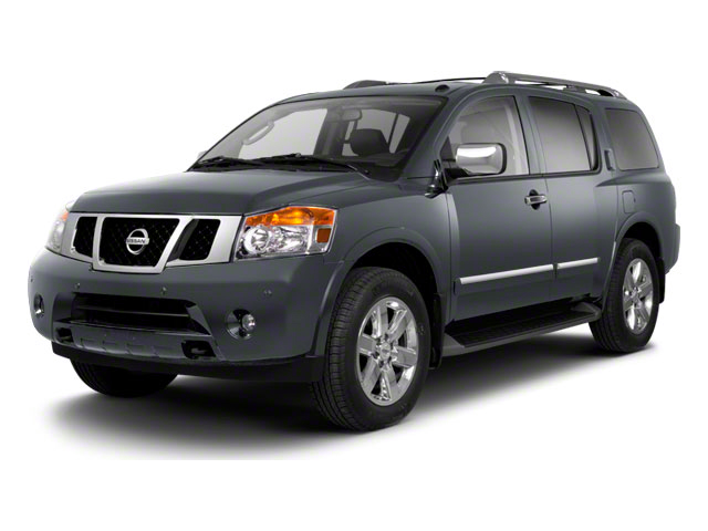 2010 Nissan Armada Platinum for sale in Twin Falls, ID