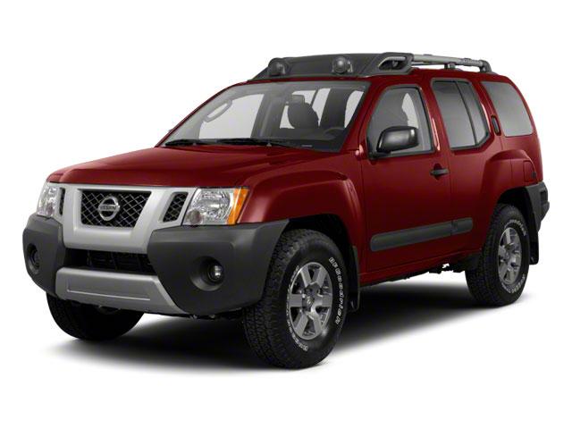 2010 Nissan Xterra S [0]