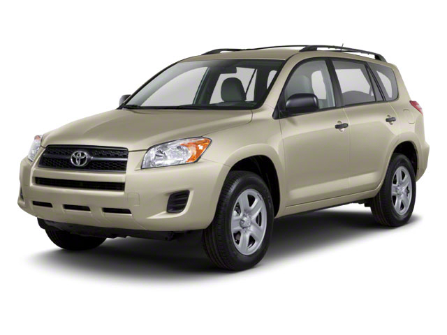 2010 Toyota Rav4 4WD 4dr 4-cyl 4-Spd AT (Natl) [0]