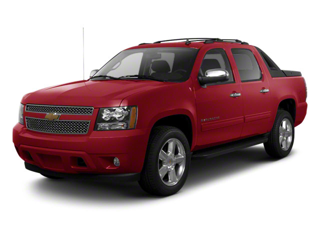 2011 Chevrolet Avalanche LTZ [0]