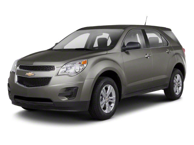 2011 Chevrolet Equinox LT w/1LT [1]