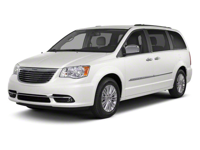 2011 Chrysler Town & Country Limited for sale in Knoxville, TN