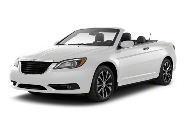 2011 Chrysler 200 LIMITED Convertible Bristol TN