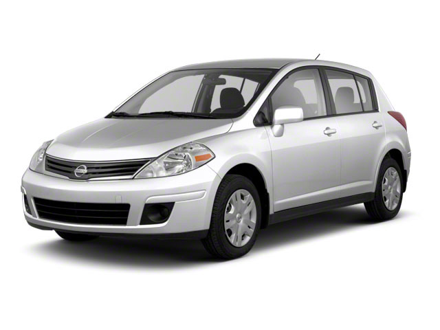 2011 Nissan Versa 1.8 S for sale in Houston, TX