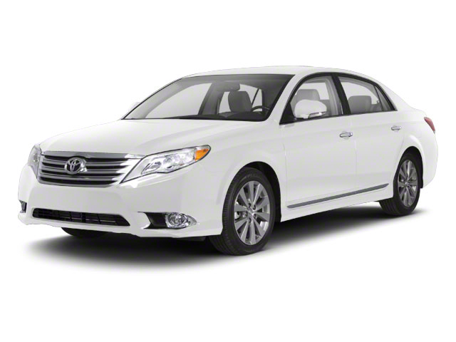 2011 Toyota Avalon Limited [1]