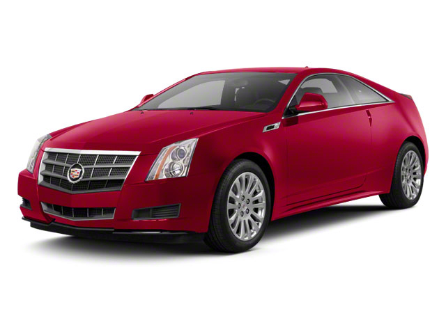 certified 2012 Cadillac CTS Coupe Premium