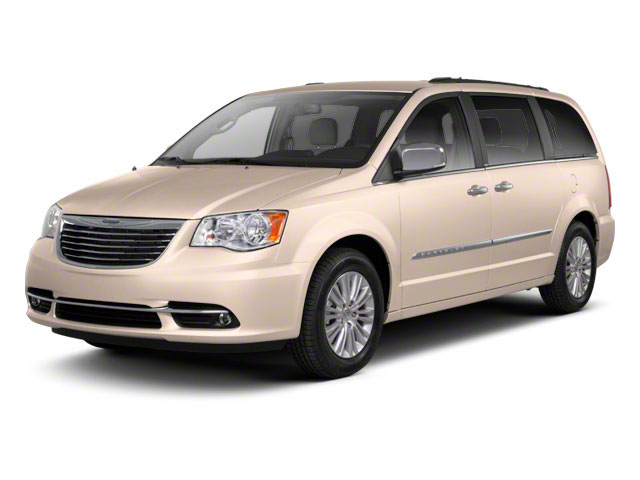 2012 Chrysler Town & Country Touring-L for sale in Knoxville, TN