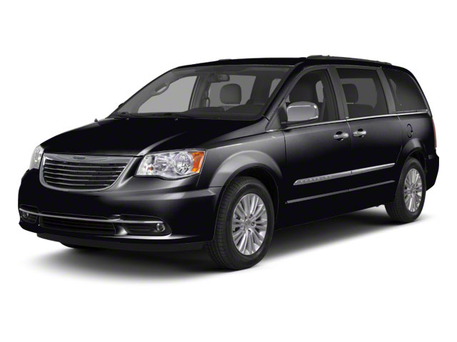 2012 Chrysler Town & Country Touring-L for sale in Manteno, IL