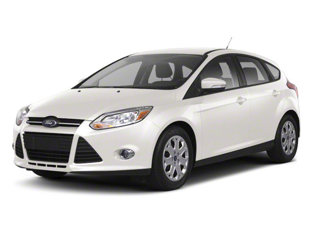 2012 Ford Focus SEL [1]