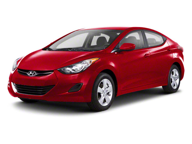 2012 Hyundai Elantra Limited PZEV for sale in Joliet, IL