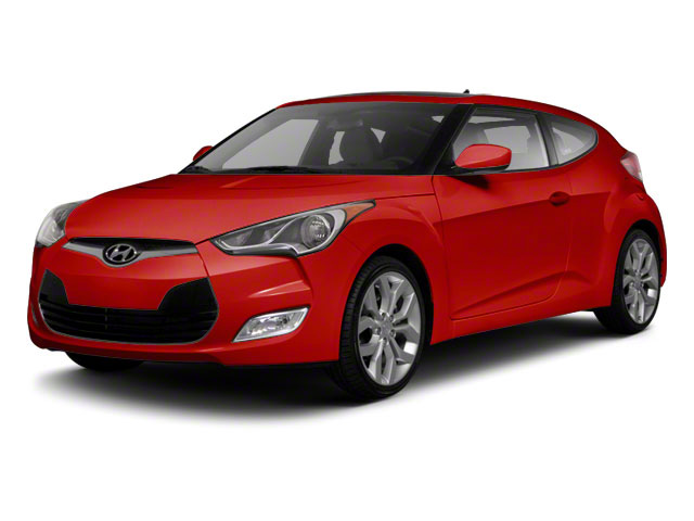 2012 Hyundai Veloster w/Red Int for sale in Orlando, FL