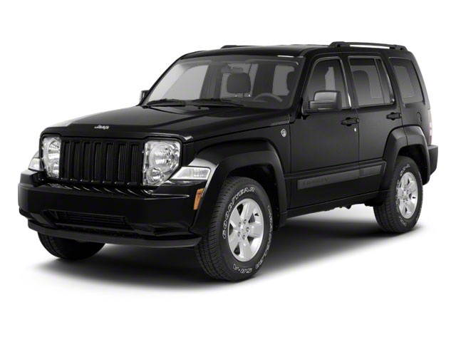 used 2012 Jeep Liberty Limited Jet Edition
