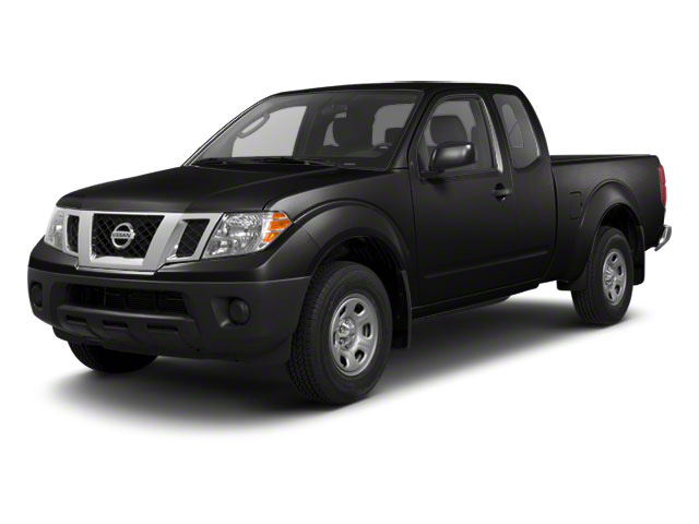 2012 Nissan Frontier SV Standard Bed