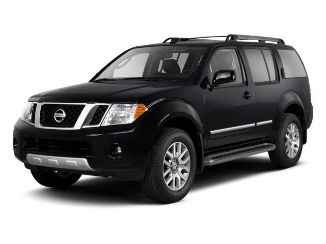 2012 Nissan Pathfinder Silver Edition for sale in Morristown, TN