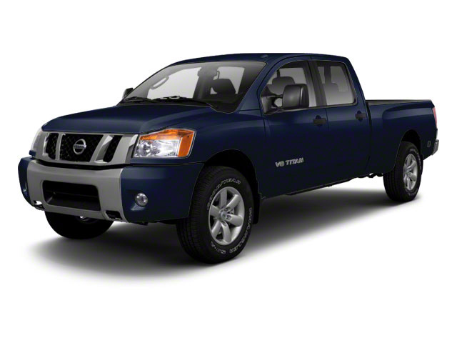 2012 Nissan Titan PRO-4X for sale in Frederick, MD