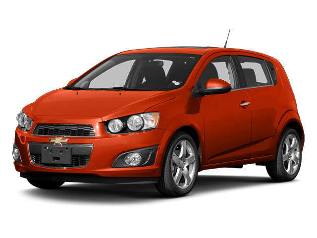 2013 Chevrolet Sonic LT for sale in El Paso, TX