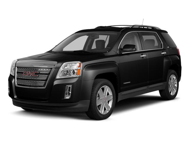 Carbon Black Metallic 2013 GMC Terrain SLT SUV Wilmington NC