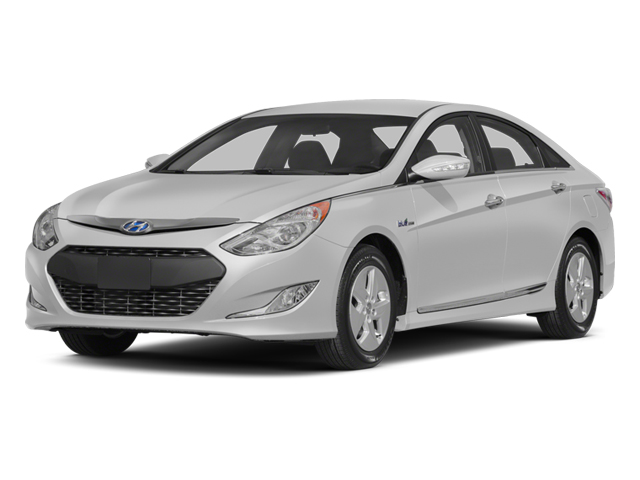 2013 Hyundai Sonata Hybrid Limited [7]
