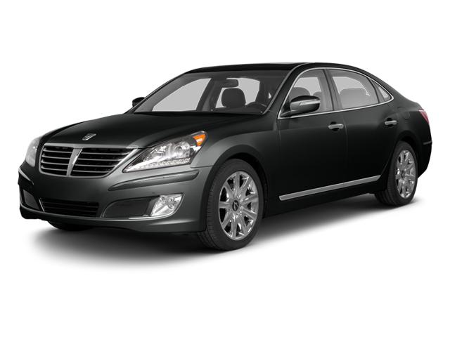 certified 2013 Hyundai Equus Signature