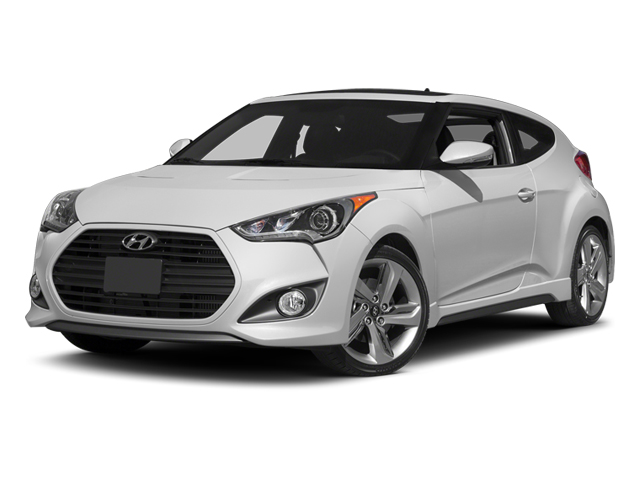 2013 Hyundai Veloster Turbo w/Black Int for sale in Fort Wayne, IN