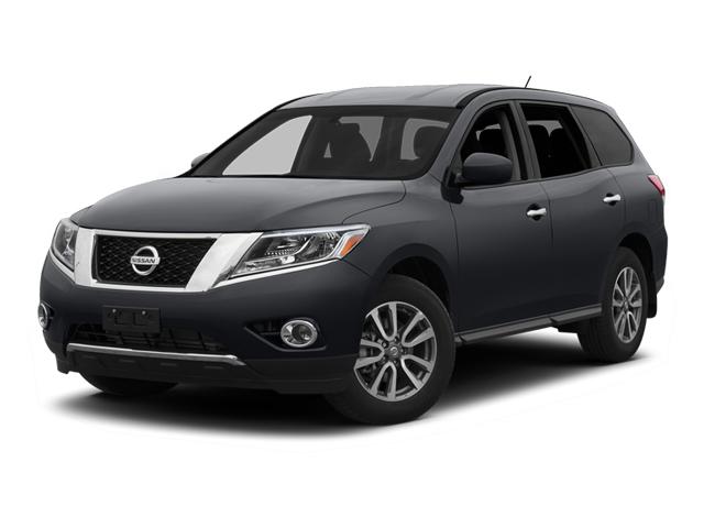 2013 Nissan Pathfinder Platinum [6]