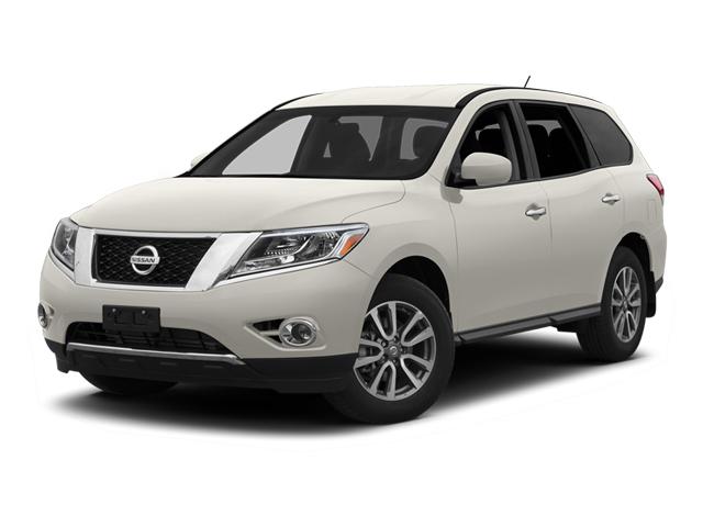 2013 Nissan Pathfinder SV Sport Utility