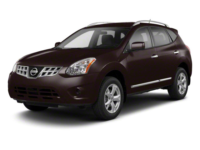 2013 Nissan Rogue S [0]