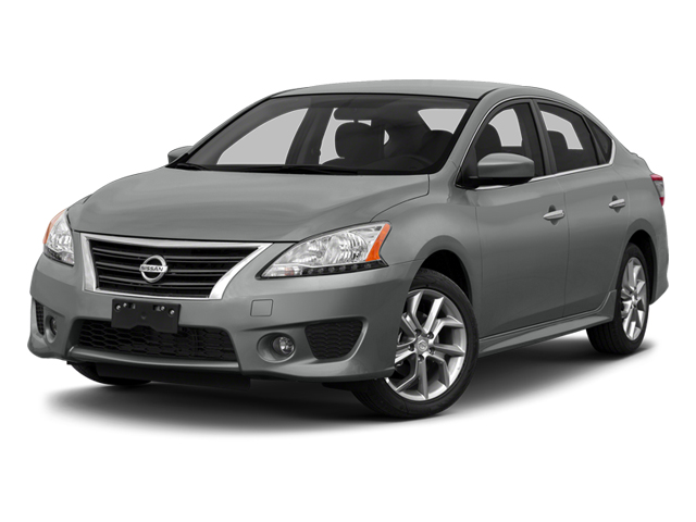 2013 Nissan Sentra SR [1]