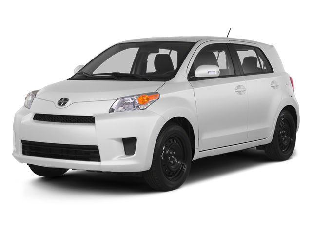 2013 Scion xD 5dr HB Auto (Natl) [3]