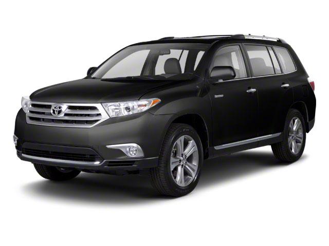 2013 Toyota Highlander Limited [1]